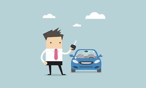 Подменный автомобиль: в каких случаях предоставляется