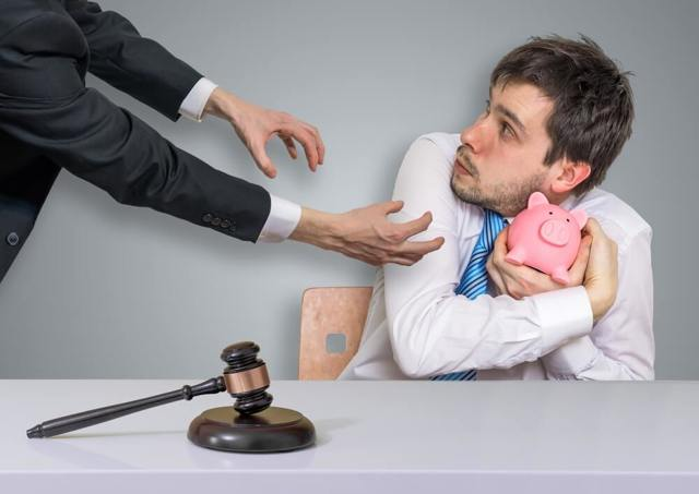 Арбитражный суд: банкротство физических лиц
