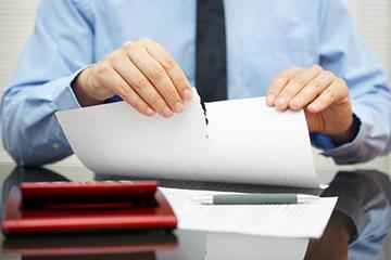 Расторжение договора: порядок и особенности процедуры