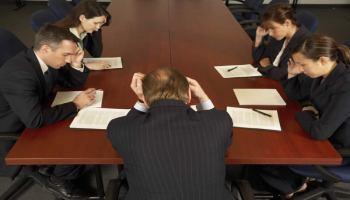 Собрание кредиторов при банкротстве: порядок проведения,
